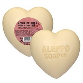Rose Heart Soap Tade